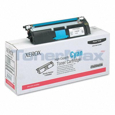 XEROX PHASER 6120 TONER CARTRIDGE CYAN 4.5K